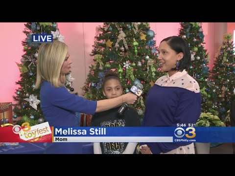 Members Of Boys & Girls Club Of Camden County Join In On 29th Annual Joy Of Sharing ToyFest