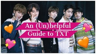 An Unhelpful Guide to TXT