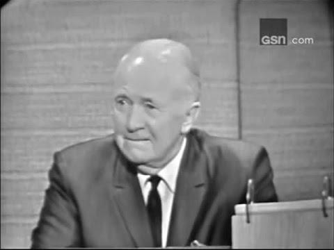 What's My Line? - Walter Brennan; PANEL: Steve Allen, Jayne Meadows (Aug 21, 1966)