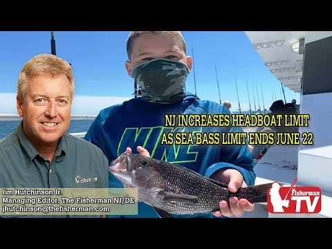 June 18, 2020 New Jersey/Delaware Bay Fishing Report With Jim Hutchinson, Jr.