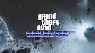 GTA GALACTIC - If Star Citizen was a GTA-like game...