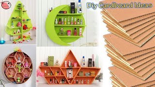 8 Waste Cardboard Beautiful Home Organization Ideas at Home !!! Handmade Things