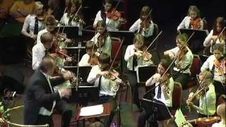 Lady Manners School Orchestra perform JURASSIC PARK at the Royal Albert Hall