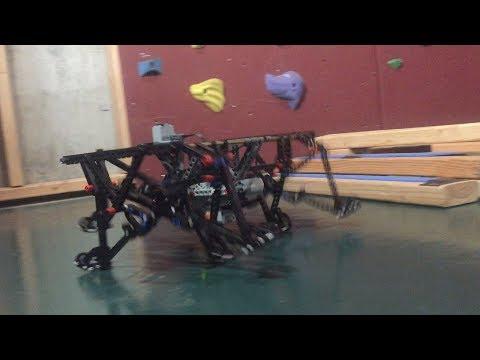 LEGO Technic Strider V3 With Shorter Feet
