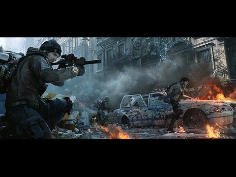 The Division: War going Lit!!!