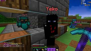 HACKER FINDS ME WHILE INVIS  - ADMIN BANS PLAYER!! | Minecraft HCF