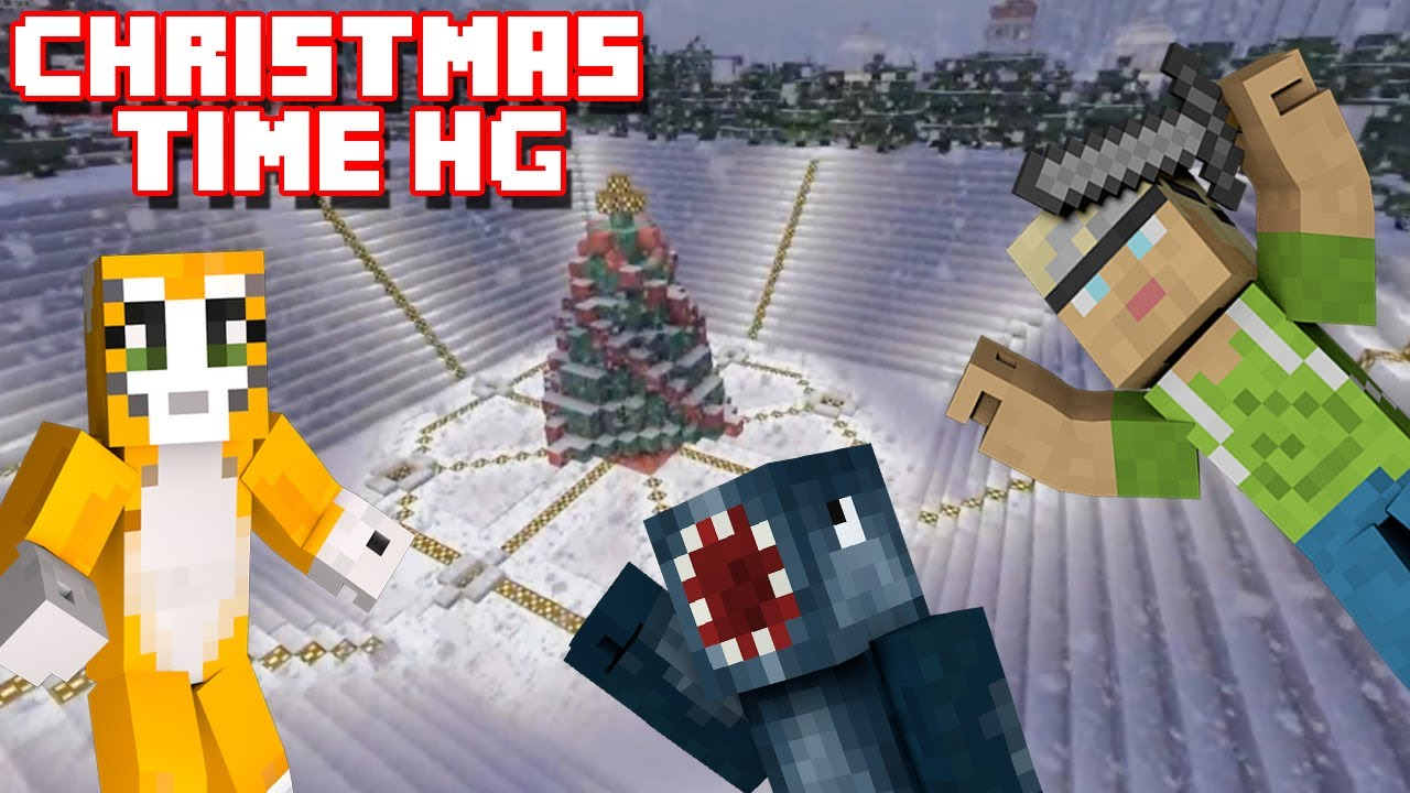 Stampylonghead Christmas.Minecraft Xbox Christmas Time Hg W Inthelittlewood And Stampy