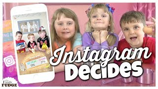 OUR INSTAGRAM FOLLOWERS CONTROLLED OUR DAY