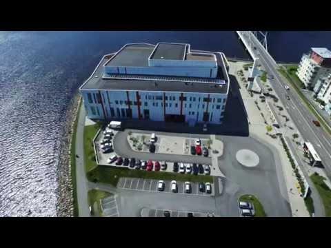 Jönköping från ovan - del 1
