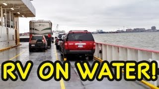 RVing on the Gulf Coast Ferry System Thumbnail