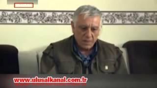 Cemil Bayık, PKK'nın silah bırakma şartlarını açıkladı