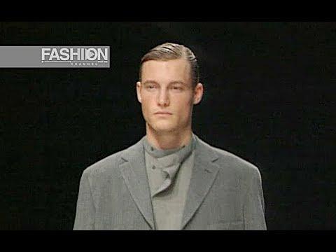 EMPORIO ARMANI-GIORGIO ARMANI Fall 1999 2000 Menswear – Fashion Channel
