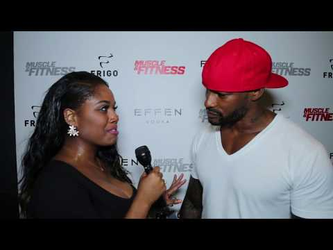 Tyson Beckford Interiew With Amethyst Tate