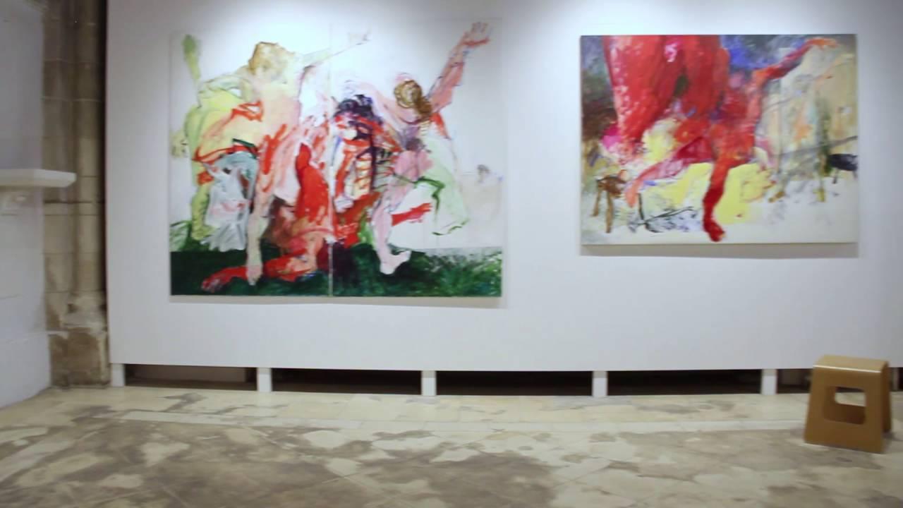 """Exposition """"Roland Buraud et la danse"""" - Geraldine Gillardeau"""