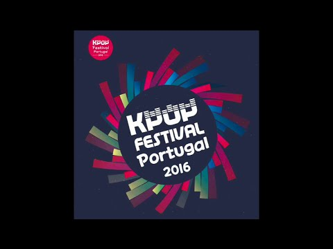 KPOP World Festival 2016 Portugal- Performance