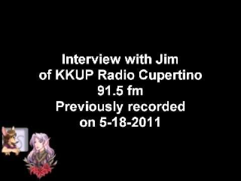 KKUP Radio Station Interviews Ratgirl Productions & Kricket Costumes