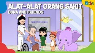 Alat Alat Orang Sakit Bona dan Rongrong Dongeng Anak Indonesia Indonesian Fairytales