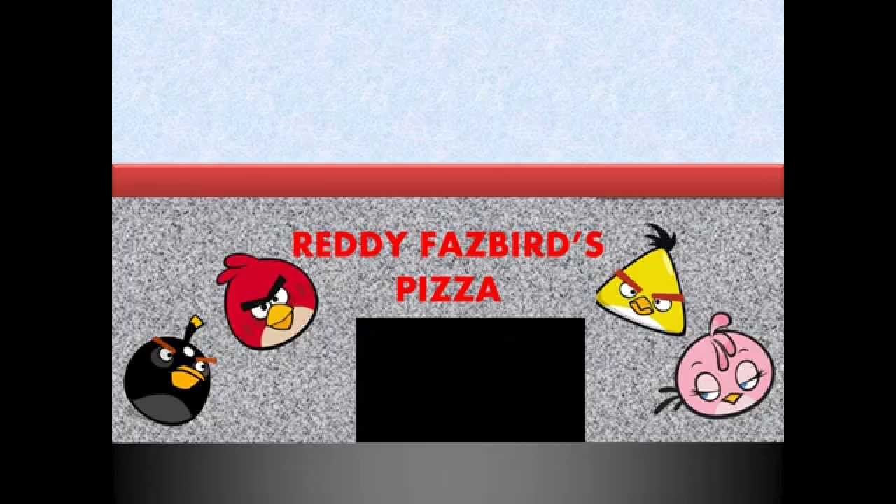 five nights at reddy s a angry birds and five nights at freddy s