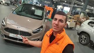 💪 Mise en main Ford S-Max VIGNALE 7 places
