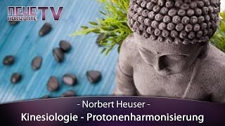 Kinesiologie - Protonenharmonisierung nur durch Kinesiologie nachweisbar
