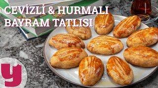 Cevizli & Hurmalı Bayram Tatlısı Tarifi (Kalburabastı Kıskandı!) | Yemek.com