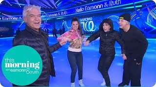 Phillip Goes Behind the Scenes of Dancing on Ice | This Morning