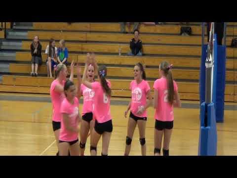 Kenzie Henderson (#6) volleyball highlights of her Cedaredge High School Bruins senior year of 2015.