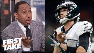 The Redskins are the best fit for Nick Foles - Stephen A. Smith | First Take
