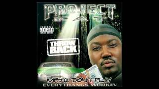 Watch Project Pat We Aint Scared Ho video
