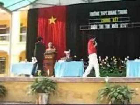 THPT Quang Trung: cuộc thi ATGT