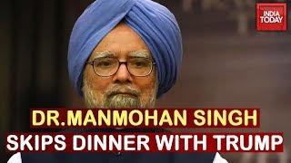 -pm-manmohan-singh-refuses-attend-trump-dinner-namoste-trump