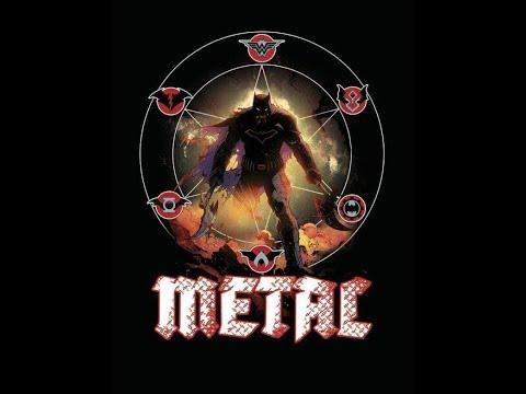 Mandela Effect - DC Metal Part 3