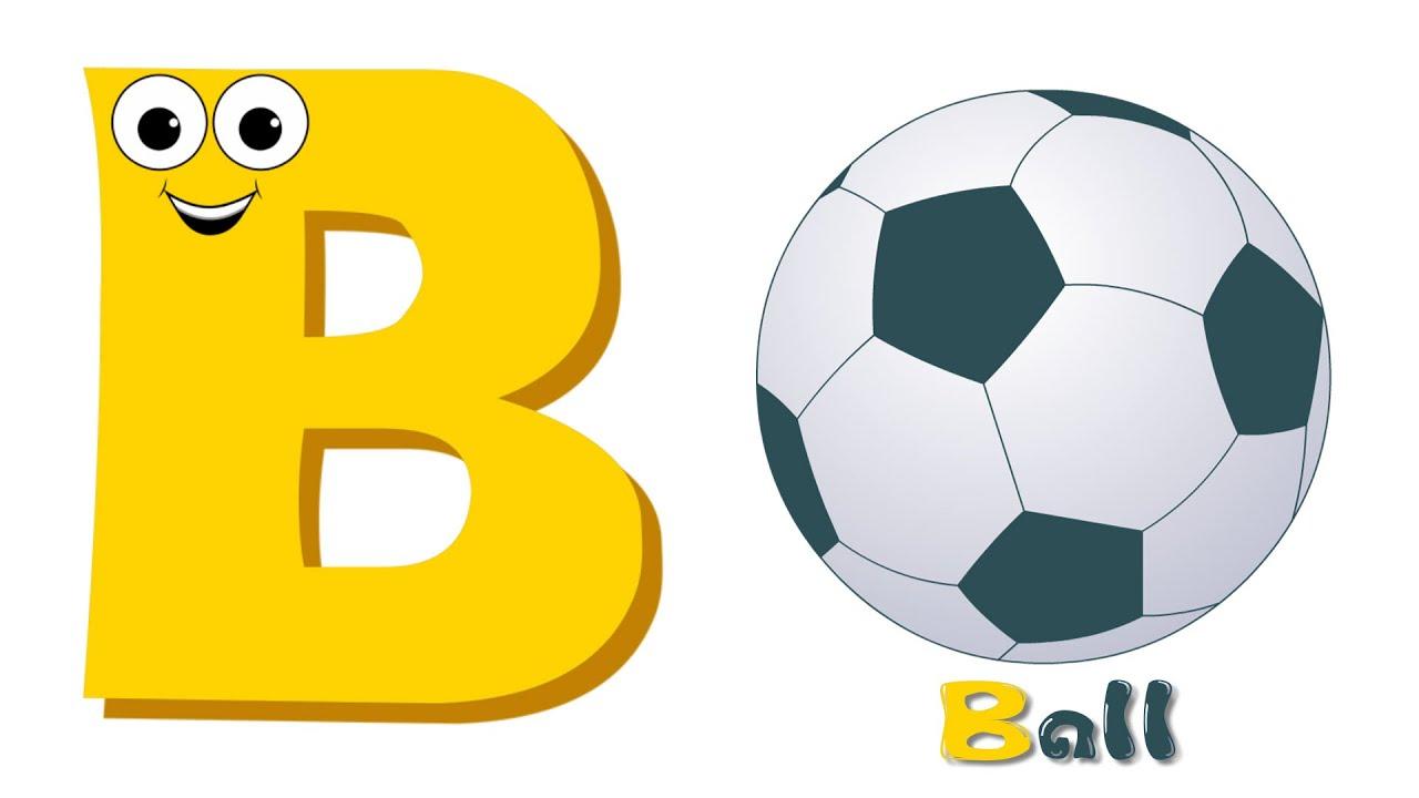 Phonics Letter B | ABC Song | Alphabet B - YouTube