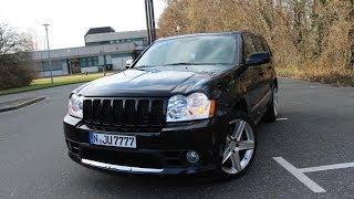 Jeep Grand Cherokee SRT8 (2006) Тест-драйв. Обзор. AutoGid(Джип-Гранд Чероки б/у на газу, видео обзор от http://autogid.tv комментарии, отзывы от автовладельцев, характеристик..., 2014-01-20T06:44:47.000Z)