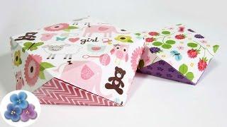 Cajas de Regalo Originales para Cumpleaños Cajas de Papel para Regalo Pintura Facil