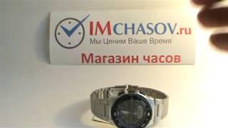 обзор часов Casio SGW-500HD-1B от IMchasov.Ru