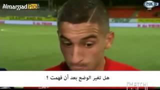 ضغوط على حكيم  زياش ومدرب هولندا يحاول خطفه من المغرب
