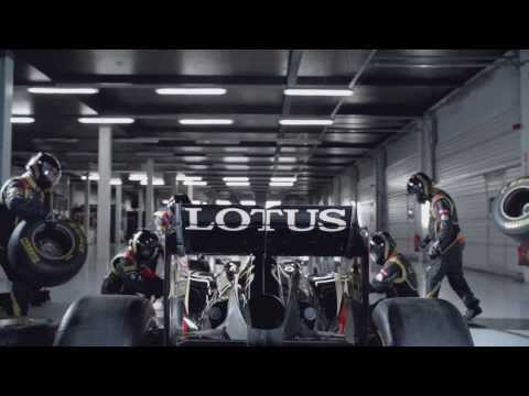 Daft Punk Comercial LOTUS F1 TEAM #1   #7 Extended No Official