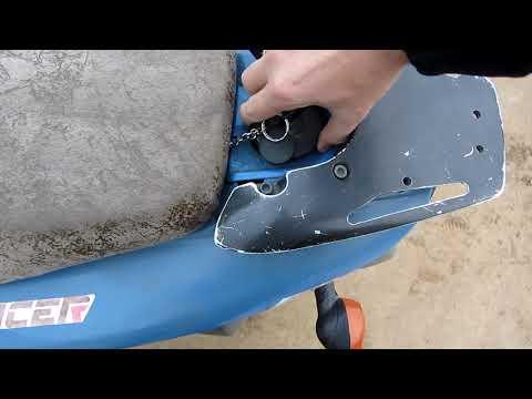 Самый дешманский скутер с АВИТО за 9 000 рублей