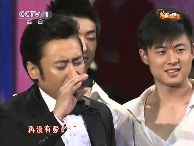 2012龙年春晚歌曲《爱的奉献》韦唯 吴秀波| CCTV春晚