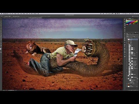 RetouchPRO LIVE - Freelance Photoillustration