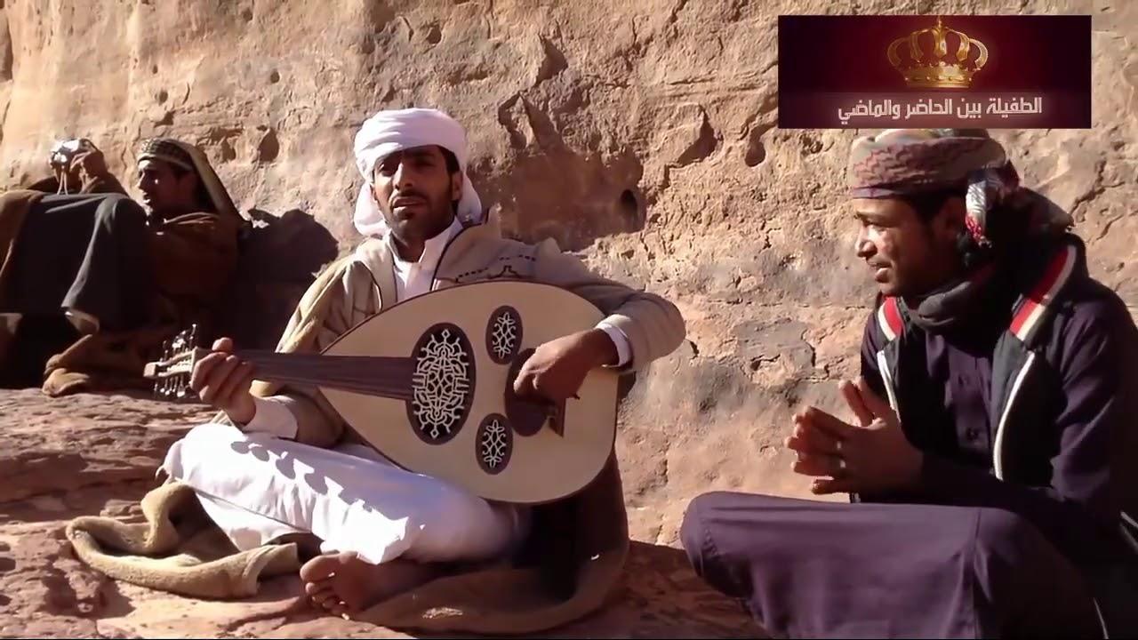 أغنية على العود ولا اروع في وادي رم الاردن يالله حي النشامى طيور شلوى Youtube