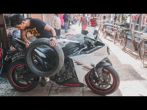 Rs.67000 Fatka R1 Ka   Superbike Expenses