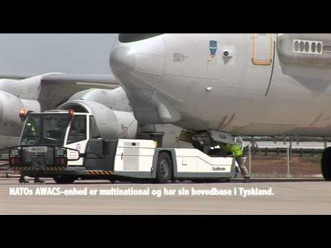 Dansk Deltagelse I NATOs AWACS-mission Over Afghanistan