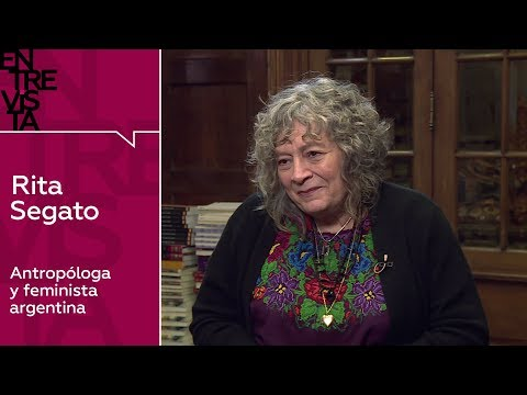 """Rita Segato: """"Los crímenes contra las mujeres son vistos en general como un crimen menor"""""""