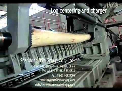 Plywood Production Line-veneer peeling lathe-1626Turkey