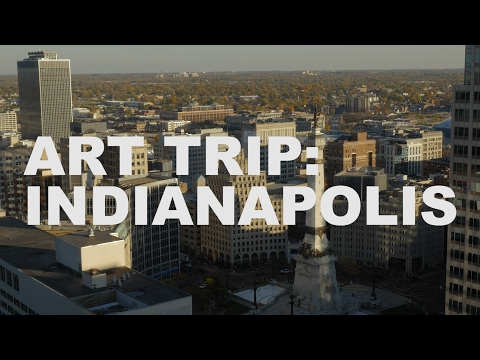 Art Trip: Indianapolis | The Art Assignment | PBS Digital Studios