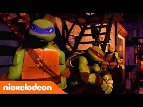 Черепашки-ниндзя | 1 сезон 15 серия | Nickelodeon
