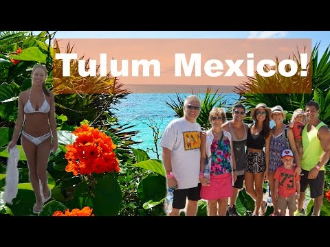 Tulum Mexico!! | #TravelWith_Nia