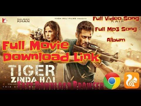 tiger zinda hai movie download mp3